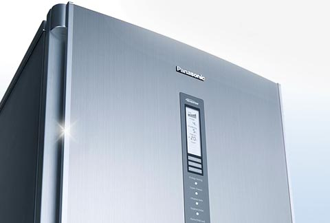 Panasonic A++ Fridge Freezer tops our energy efficiency charts
