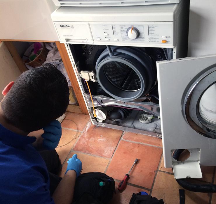 ремонт прачечного оборудования