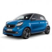 Smart forfour, Model Year 2018