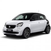 Smart forfour Model Year 2018