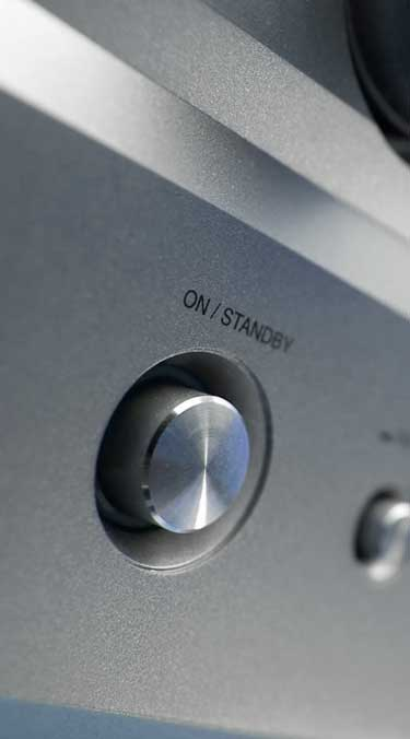 On / Standby Button