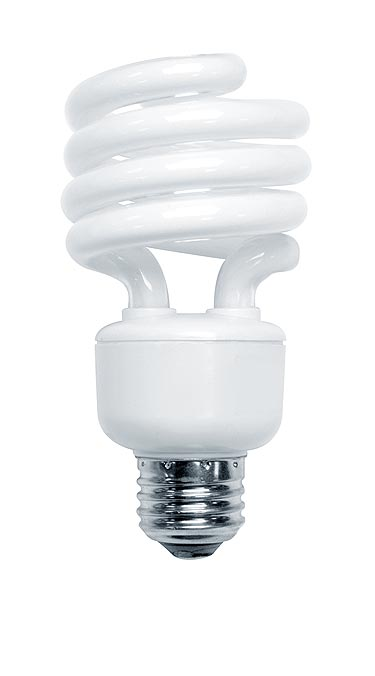 Compact Flourescent Lightbulb