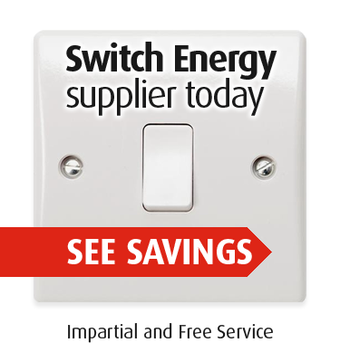 Switch Energy supplier today